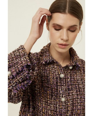Letty Tweed Jacket