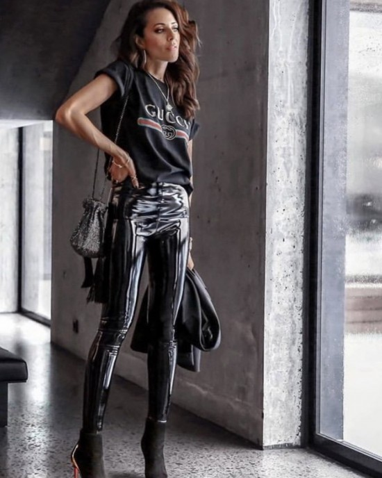 Patent Legging with perfect control
