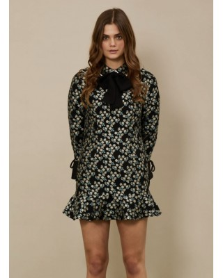 Somersault Jacquard Mini Dress