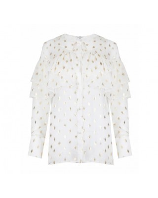 White Rama Shirt Jovonna London