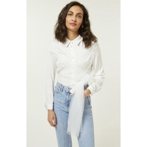 Kyra Shirt White