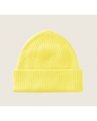 Le Bonnet Beanie Acid Yellow